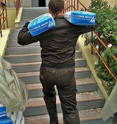 Доставка строительных материалов на заказ в Набережных Челнах