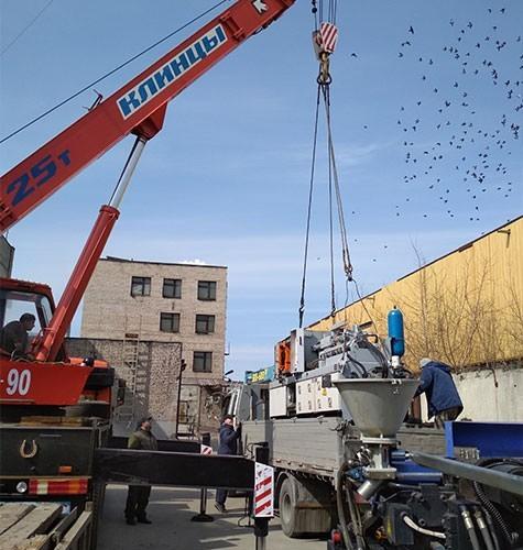 Перевозка промышленного оборудования в Набережных Челнах