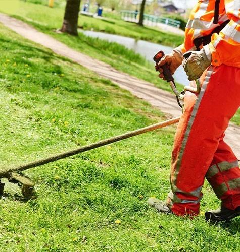Стрижка газона в Набережных Челнах
