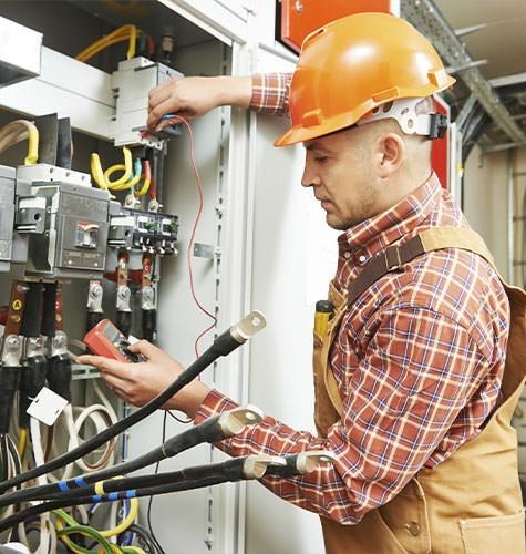Услуги электрика в Набережных Челнах