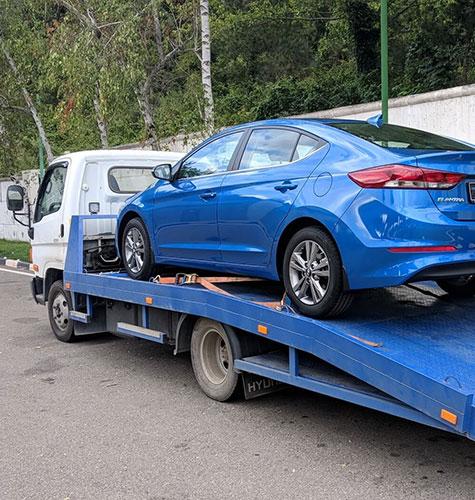 Транспортировка легковых авто в Набережных Челнах