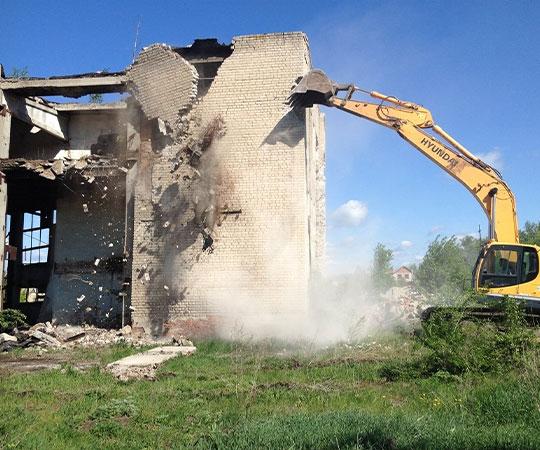 Демонтаж зданий в Набережных Челнах и Республике Татарстан