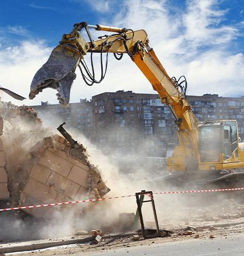 Услуги демонтажа в Набережных Челнах