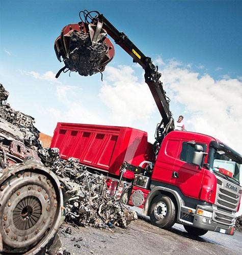 Вывоз мусора ломовозом в Набережных Челнах